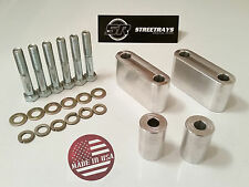 """[SR] 2"""" Rear Trailing Arm Spacers Kit for Subaru Impreza / Forester / Legacy"""