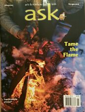 Ask Arts & Sciences for Kids Tame the Flame January 2015 FREE SHIPPING
