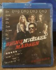 BEING MICHAEL MADSEN Blu-ray Disc UNRATED stars tabloid rumors David Carradine
