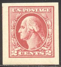 U.S. #532 Mint Vf/Xf Nh - 2c Carmine Rose, Type Iv ($70)