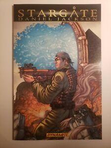 Stargate: Daniel Jackson Dynamite TPB