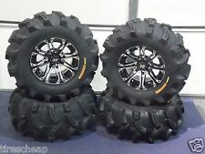 "26"" EXECUTIONER ATV TIRE & STI HD3 WHEEL KIT COMPLETE - LIFETIME WARRANTY IRSL5"