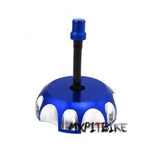 CNC Billet Gas Fuel Tank Cap Cover For Yamaha YZ85 YZ125  WR250F YZ250 YZ250F