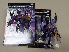 Takara Cloud Transformers TFC-D04 Hellwarp Beast Wars Transformers