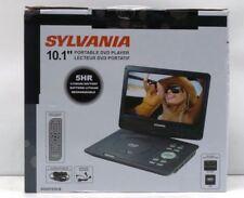 "Sylvania Sdvd1030-B 10"" Lcd Portable Dvd Media Player 5-hr Battery Usb / Sd"