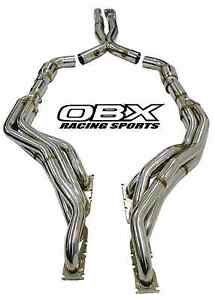 OBX Exhaust Manifold Fits 07-09 Mercedes-Benz E63 CLS63 8Cyl AMG