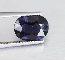 2cts Mind Blowing Color Natural Hot Srilanka Unheat Blue Spinel  Loose Gemstone
