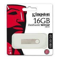 Kingston Data Traveler DTSE9 G2 16GB Flash Memory Stick Drive USB 3.0 Pendrive