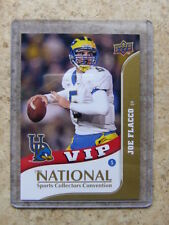 2010 Upper Deck VIP National Convention JOE FLACCO