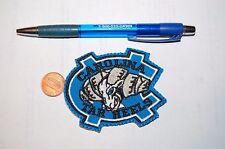 "North Carolina Tar Heels 3"" Patch 2005-2014 Alternate Logo College"