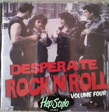 Desperate Rock N Roll Vol 4 - Fantastic 50s/60s Rockabilly/Rock & Roll CD