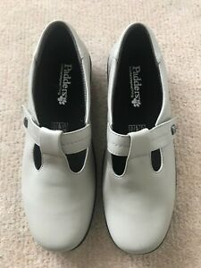PADDERS Women's UK 8EEE Extra Wide Fit Leather Shoes* NEW*