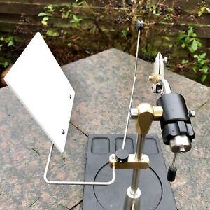 Fly Tying Bobbin Cradle / Gallows / Sight Board / Profile Plate- Accessory Bar