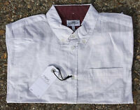 New Mens Ex Next Casual Check Shirt 100% Cotton Full Sleeve S-XXL RRP£32