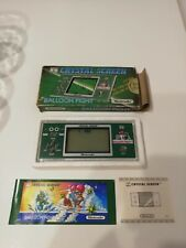 Nintendo Game & Watch Crystal Screen Balloon Fight  BF - 803 Japan 1986 - RARE