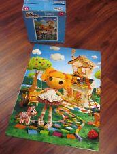 LALALOOPSY jigsaw puzzle Spot Splatter Splash rag-doll cartoon w pet 2011 bonus