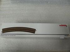 Märklin H0 24330 C-Gleis gebogen R3 = 515 mm / 30° Neuware