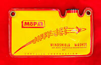 1957 57 1958 58 Plymouth Dodge DeSoto Chrysler Imperial NOS MoPar Jiffy Jet BAG