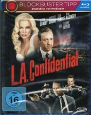 Blu-ray L.A. CONFIDENTIAL # Kim Basinger, Kevin Spacey, Russell Crowe ++NEU