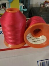 Gudebrod Ncp Rod Winding Thread (size: E, 4oz #0411, Pink) Fusia approx 4000 yds