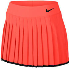 Nike Victory women's summer tennis skirt with liner - fluo pink adult XL (UK 16)