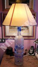 ۞۞۞ Lampada Bottiglia Vodka Grey Goose Jeroboam 3 L Abat jour Abatjour Lamp ۞۞۞