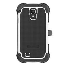 Ballistic SX1159-A085 MAXX Case with Holster for Samsung Galaxy S4 - Black/White