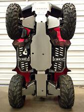SUZUKI KING QUAD 700 750 Special Package Deal-Skids-Stick Guards F&R