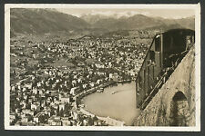 Lugano  veduta dal Mt. Brè