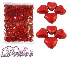 St-Valentin Rouge Déjoué Chocolat Coeurs Caramel CREME Centre de mariage Sac de 1 kg