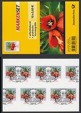 Bund Folienblatt 35 gest 10 x Nr.3046  Blumen Kaiserkrone aus 2013  ESST