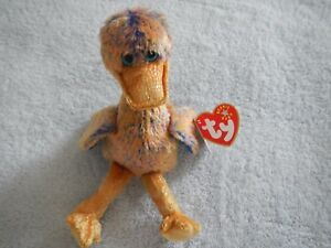 DINKY the DODO BIRD - TY BEANIE BABY - SEPTEMBER 25 BIRTHDAY