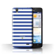 Étuis, housses et coques noirs en toile pour téléphone mobile et assistant personnel (PDA) Huawei