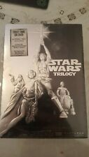 STAR WARS Trilogy DVD BOX Episode lV V Vl 4 DVD SET