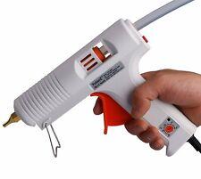 100W Professional Adjustable Temperature Hot Melt Glue Gun 100-240V Repair Tools