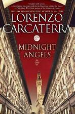 Midnight Angels: A Novel, Lorenzo Carcaterra, Good Condition, Book