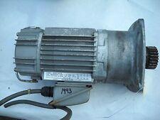 FUJI GEARED MOTOR MGA42A002S0301  30:1 gearbox 6117603 ys474588-4   M93