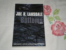 THE BOTTOMS by JOE R. LANSDALE  *SIGNED*  -SC- -ARC-  -JA-