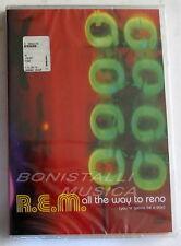 R.E.M. - ALL THE WAY TO RENO - DVD Single Sigillato