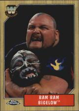 2008 Topps Heritage III Chrome WWE #80 Bam Bam Bigelow