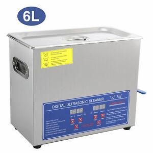 6L Ultraschall Reinigungsgerät Ultraschallreiniger ultrasonic cleaner
