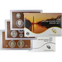 2015 S U.S. Mint Proof Set