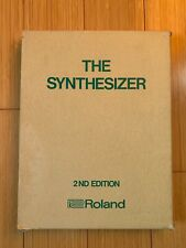 Roland The Synthesizer book set, 2nd Edition