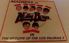 "MADNESS - RETURN OF THE LOS PALMAS 7      7"" VINYL PS ex"