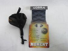 Cobra Premier Moment Infinite Adjust Hook Release Buckle Strap Brown C-771BR