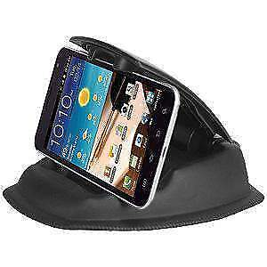 """Cellet Car Dashboard Adhesive Mount Smartphone Holder for Phones up to 2.5"""" Wide"""