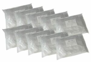 10 PACK Clear Plastic Temporary Universal  Disposable Car Cover Rain Dust Garage