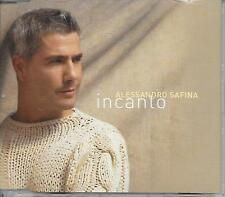 ALESSANDRO SAFINA - Incanto PROMO CD SINGLE 1TR (RCA) 2003