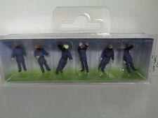 H0 Faller 150928 Moderno Feuerwehrleute. Figure. Conf. Orig.