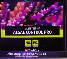 Red Sea Algae Control Pro Test Kit Phosphate Nitrate Marine Reef  Fast Delivery